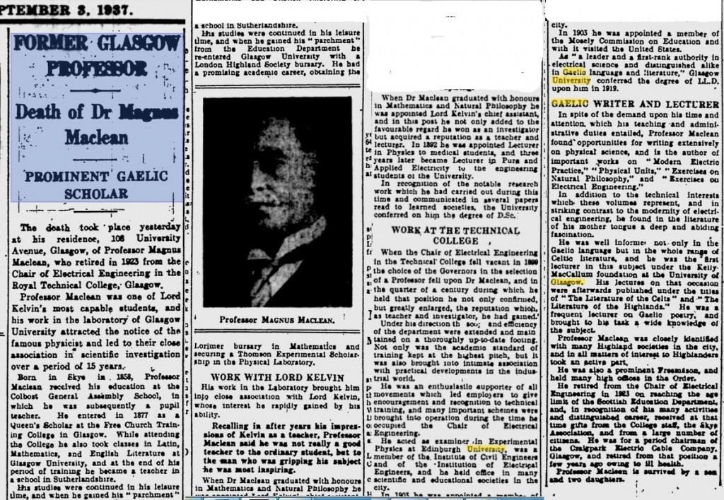 1937_09_03 pg 13 Obit Magnus Maclean (composite)