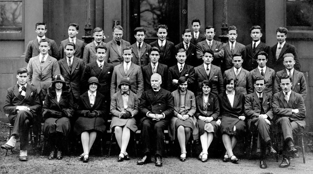 056b Clas Ceilteach aig OGh 1929-30