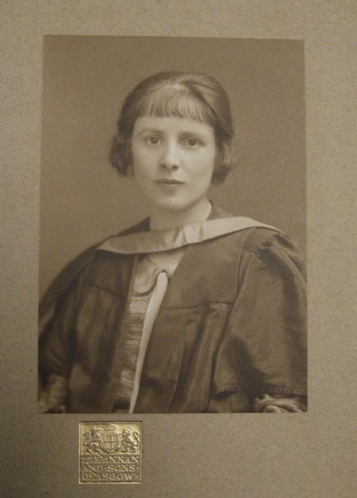 1925 UGC 202_3_14 Minnie Mackay Ceumnachadh GU