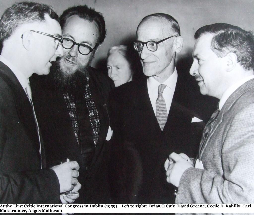 Matheson Greene Cuiv & Rahilly 1959