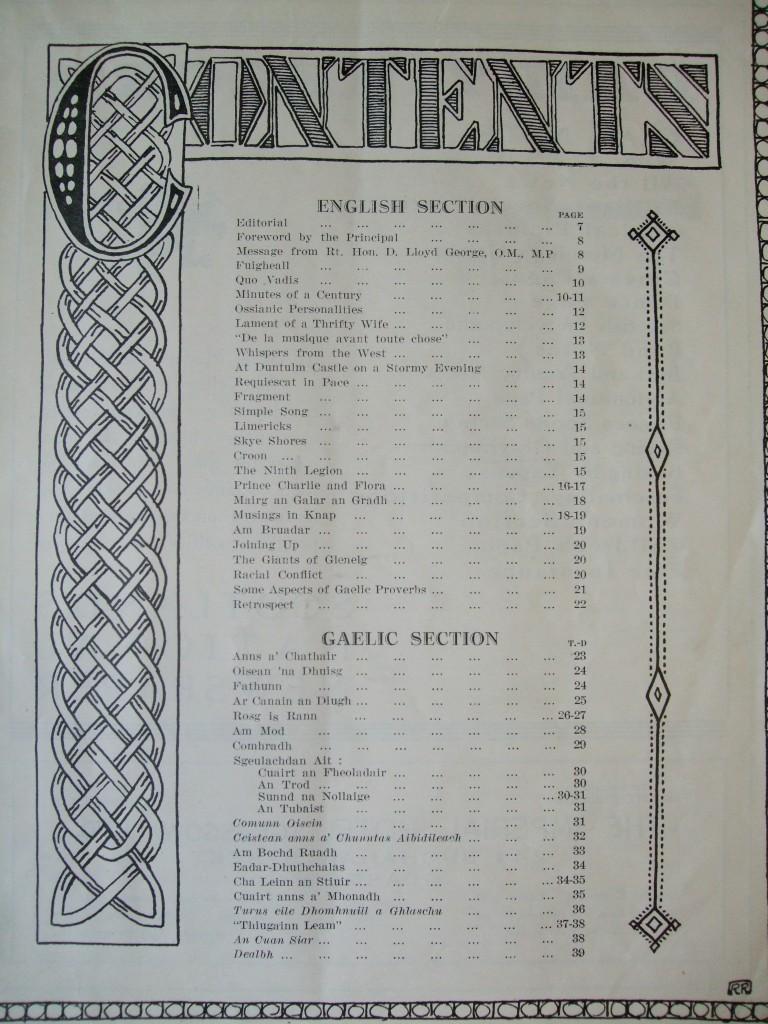 Ossian 1933 - 01 clar-innse