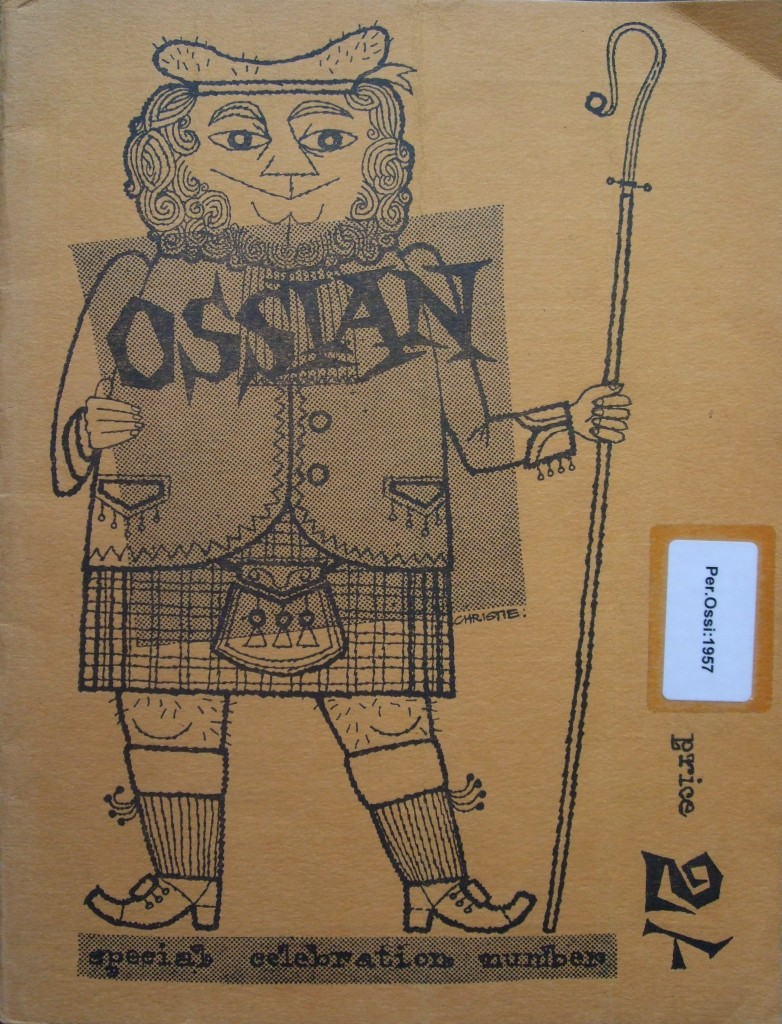 Ossian 1957 - 00 comhdach