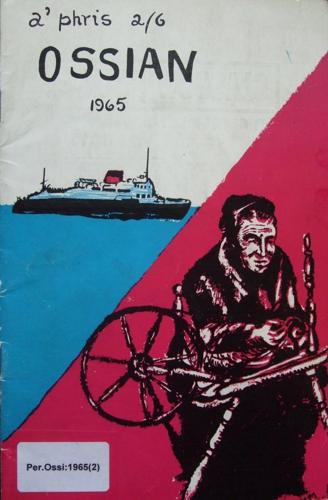 Ossian 1965 - 00 comhdach