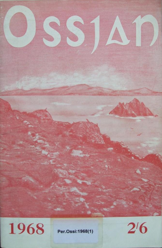 Ossian 1968 - 00 comhdach