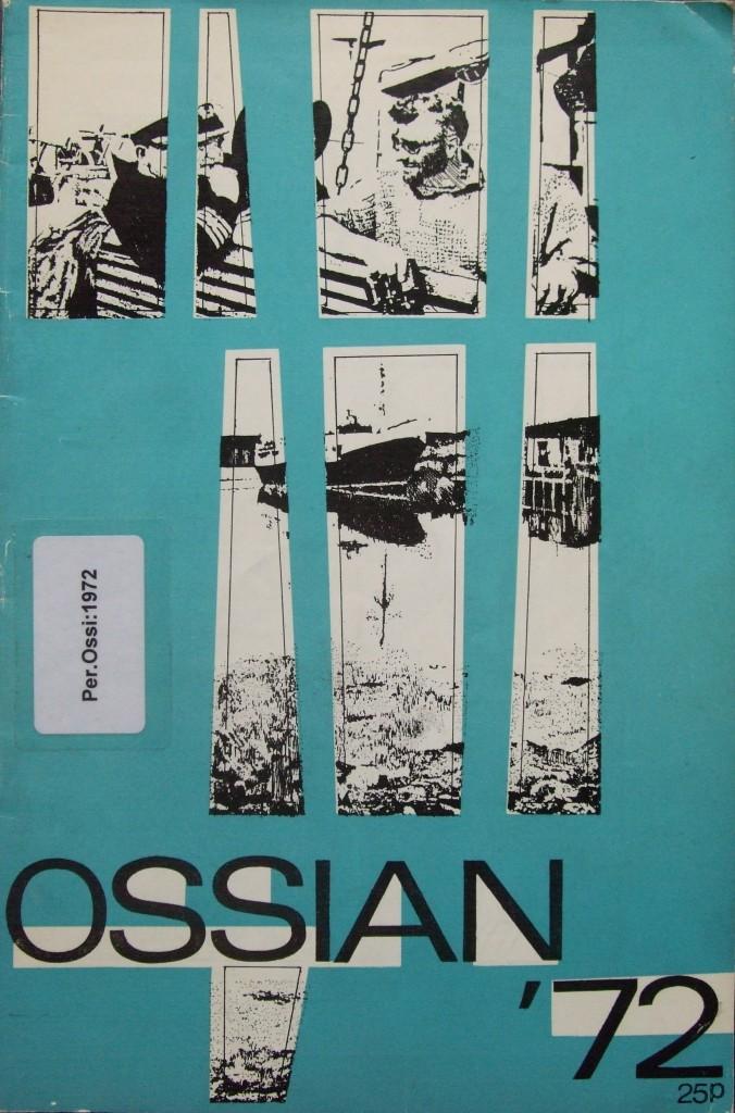 Ossian 1972 - 00 comhdach