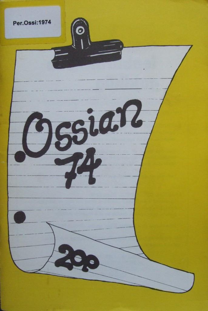Ossian 1974 - 00 comhdach