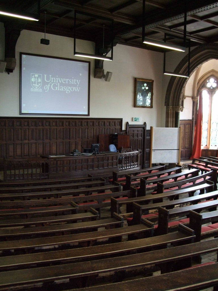 Humanities Lecture theatre