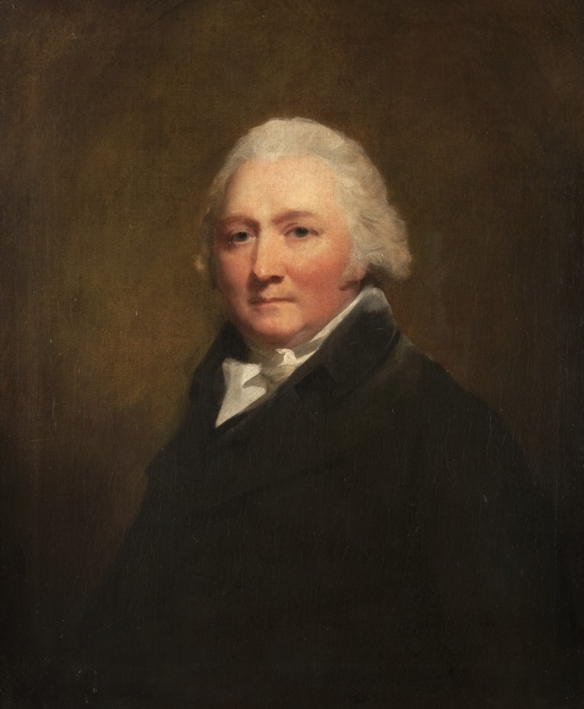 Hunterian Prof William Richardson (1743-1814)